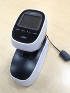 ヘモグロビン測定器